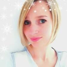 Élodie - Uživatelský profil
