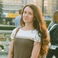 Profil utilisateur de Левченкова