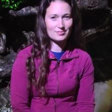 Nerina felhasználói profilja