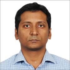 Rajavelu felhasználói profilja