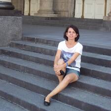 Profilo utente di Carmem Lucia Lopez Galdino