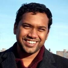 Arvindh felhasználói profilja