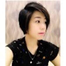 Elsie felhasználói profilja