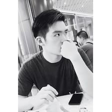Profil utilisateur de Yinan