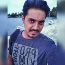 Nutzerprofil von Sarath