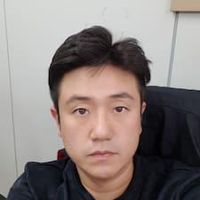 Jaeyeon felhasználói profilja