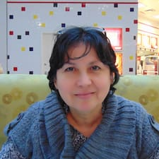 Francisca felhasználói profilja