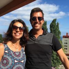 João & Andreia Brukerprofil