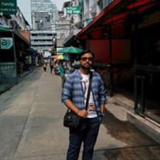 Gaurab User Profile