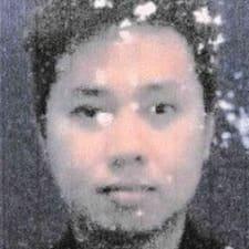 Profil utilisateur de Andhika