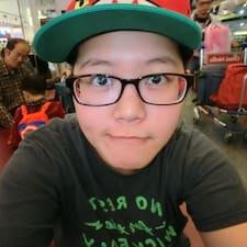 Tien-Hui felhasználói profilja