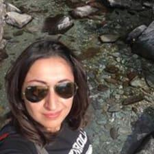 Sunayna User Profile