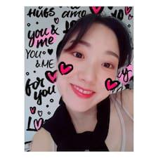 Yeji felhasználói profilja