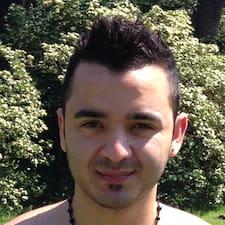 Profil utilisateur de Cassem