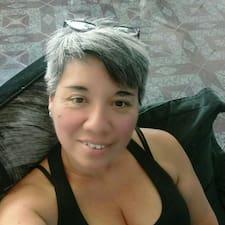 Yoanna felhasználói profilja