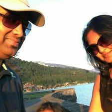 Profil utilisateur de Sagar & Meghna