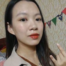 凉亭 felhasználói profilja