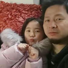 白 felhasználói profilja