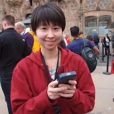Profil Pengguna Fang-Yu