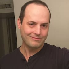 Travis User Profile