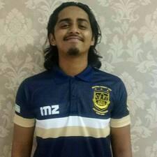 Muhammad Anbariq Brugerprofil