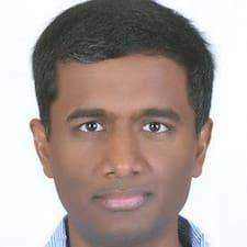 Gokul felhasználói profilja