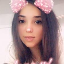 Glenda - Uživatelský profil