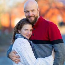 Profil utilisateur de Emily & Jeremiah