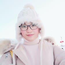 昳婧 User Profile