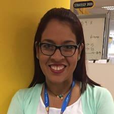 Luisa Alejandra felhasználói profilja