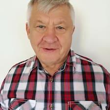 Henkilön Bjørnar käyttäjäprofiili