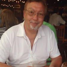 Russell felhasználói profilja
