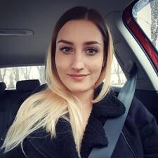Profil utilisateur de Martina