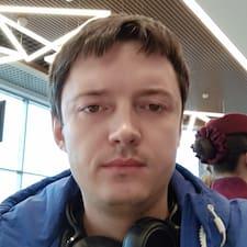Святослав User Profile