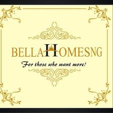 Perfil de usuario de Bellahomesng