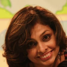 โพรไฟล์ผู้ใช้ Sangeeta