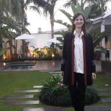 María Gabriela User Profile