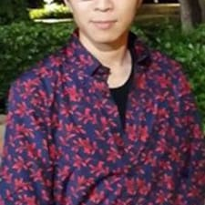 Профиль пользователя Chi-Chieh