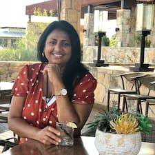 Profil Pengguna Bhavna