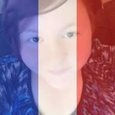 Kaitlin felhasználói profilja
