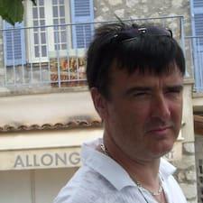 Nutzerprofil von Thierry