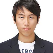 Sanghwa felhasználói profilja