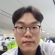 Jaehyun felhasználói profilja
