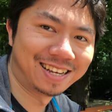 Danqing felhasználói profilja