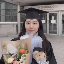 Jungyeon felhasználói profilja