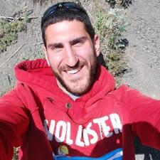 Sebouh felhasználói profilja