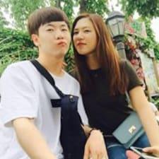Ji Eun felhasználói profilja