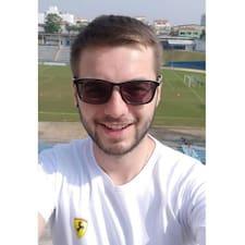 Edmilson felhasználói profilja