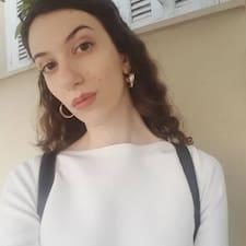 Profil utilisateur de Μαργαρίτα
