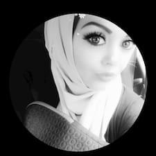 Sophia Amina User Profile